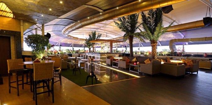 Opa! Bar & Cafe – The Peninsula Grand Hotel
