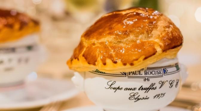 Paul Bocuse Black Truffle Soup