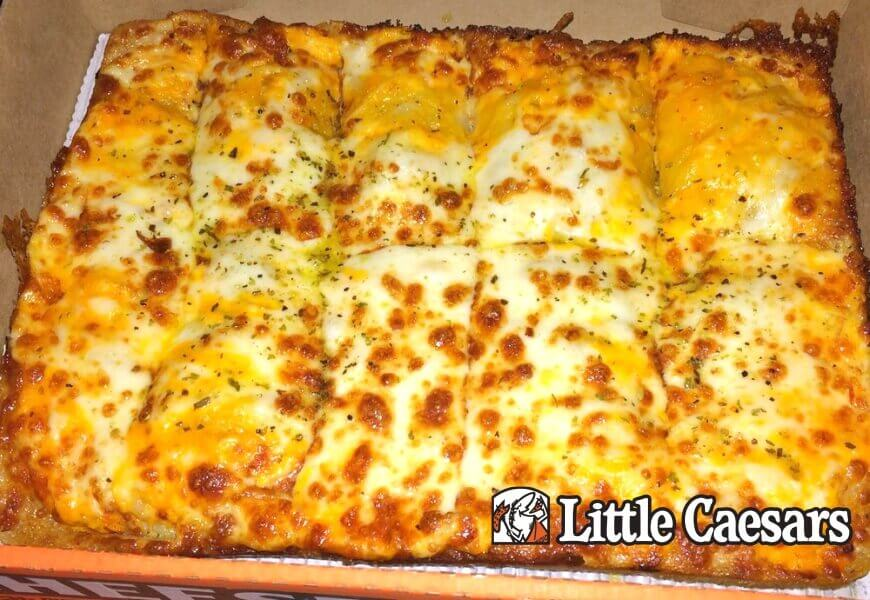 Little Caesar's Zesty Jalapeno Cheesy Italian Bread