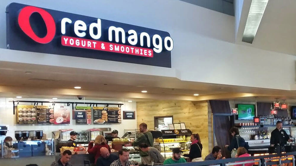 Red Mango Restaurant