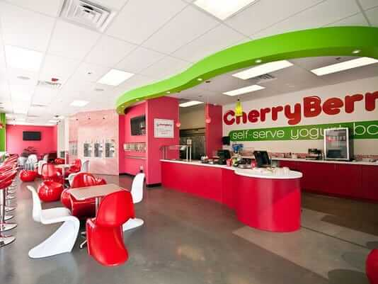 Cherry Berry franchise