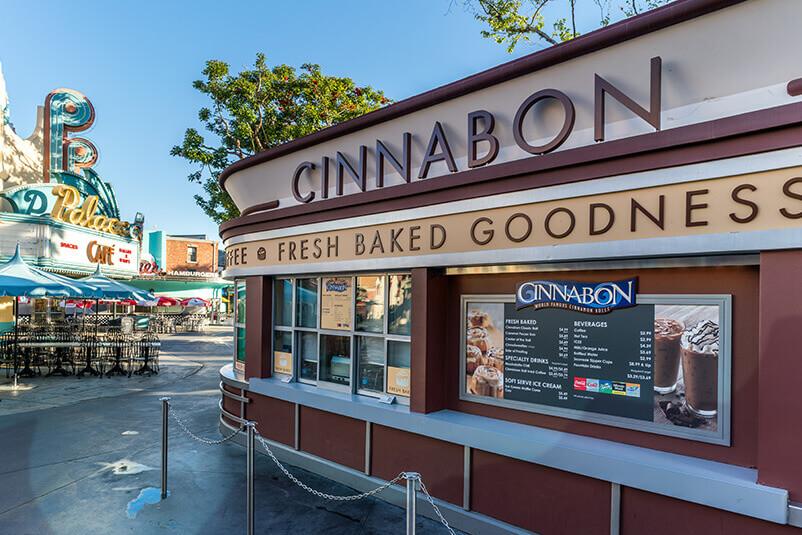 Cinnabon Restaurant
