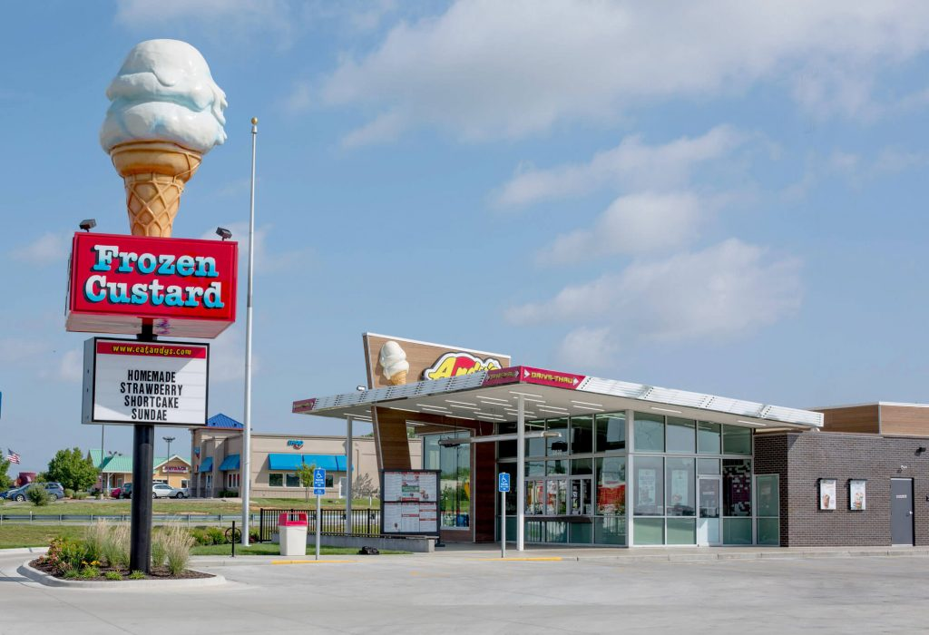 Andy's Frozen Custard Outlet