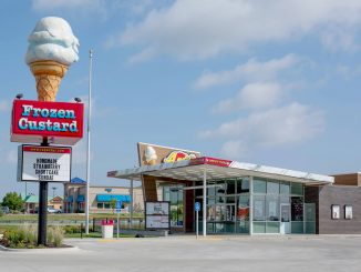 Andy's frozen custard restaurant