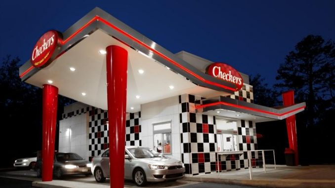 Checkers and Rally's restaurant