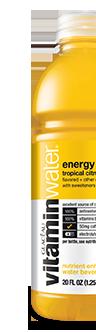 Vitamin Water Flavor- Tropical Citrus