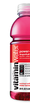 Vitamin Water Flavor- Dragon Fruit