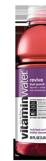 Vitamin Water Flavor- Fruit Punch