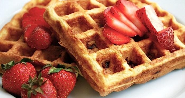 Krusteaz waffles recipe
