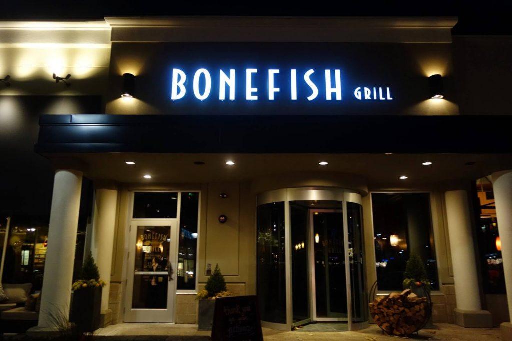 Bonefish Grill franchise
