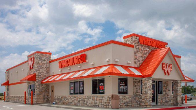 Whatburger restaurant