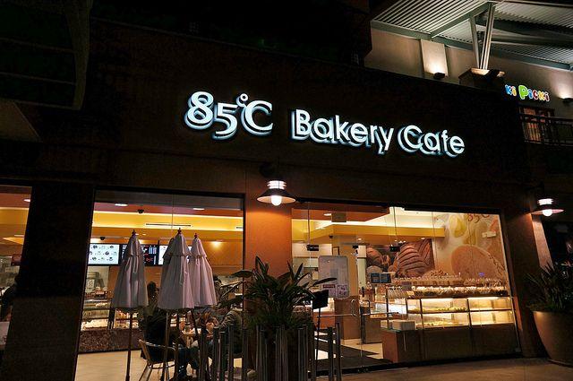 85C Bakery franchise
