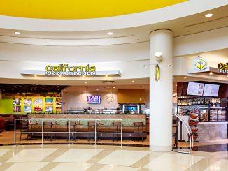 California Pizza Kitchen restaurant