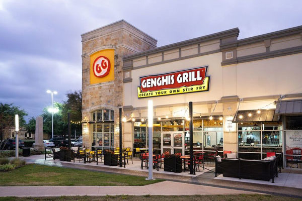 Genghis Grill Restaurant