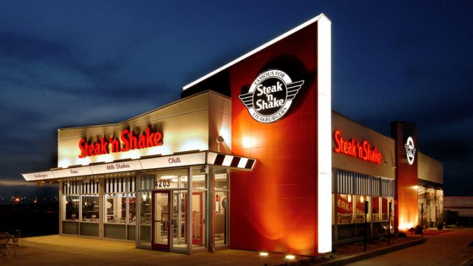 Steak 'n Shake restaurant