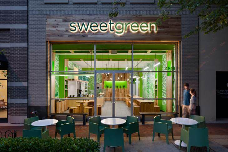Sweetgreen Franchise