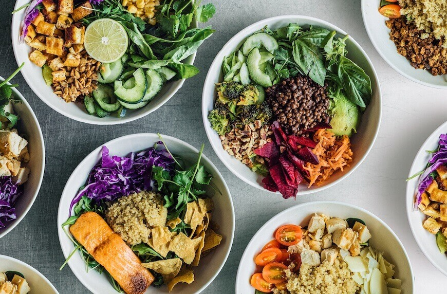 Sweetgreen menu