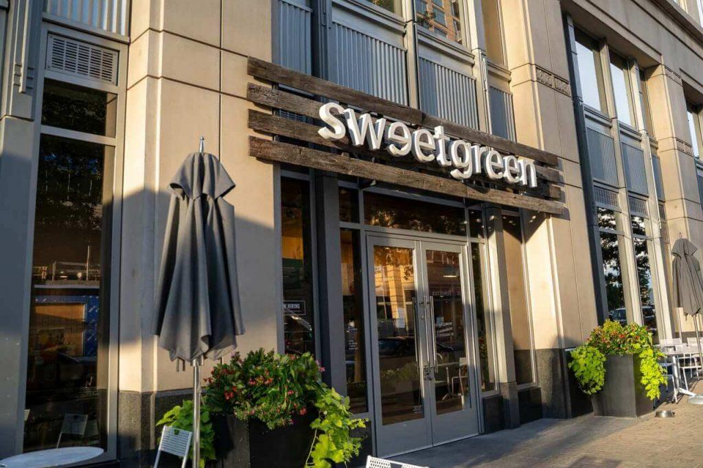 Sweetgreen Restaurant