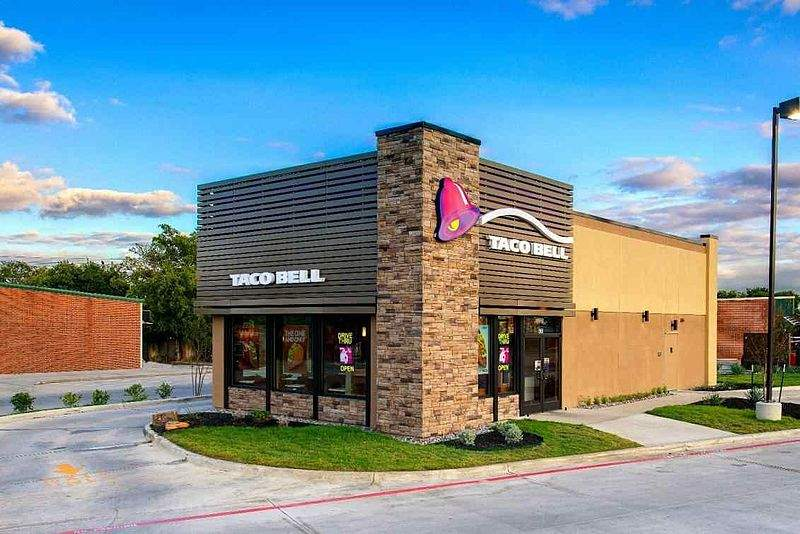 Taco Bell Menu With Prices | 2021