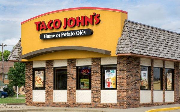 Taco John's restaurant