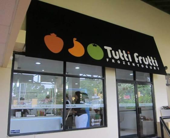Tutti Frutti franchise