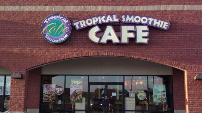 Tropical Smoothie restaurant