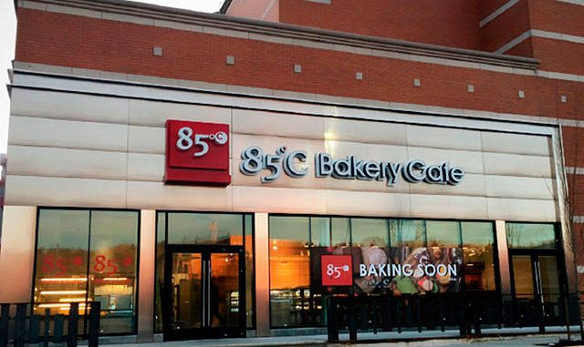 85C Bakery restaurant