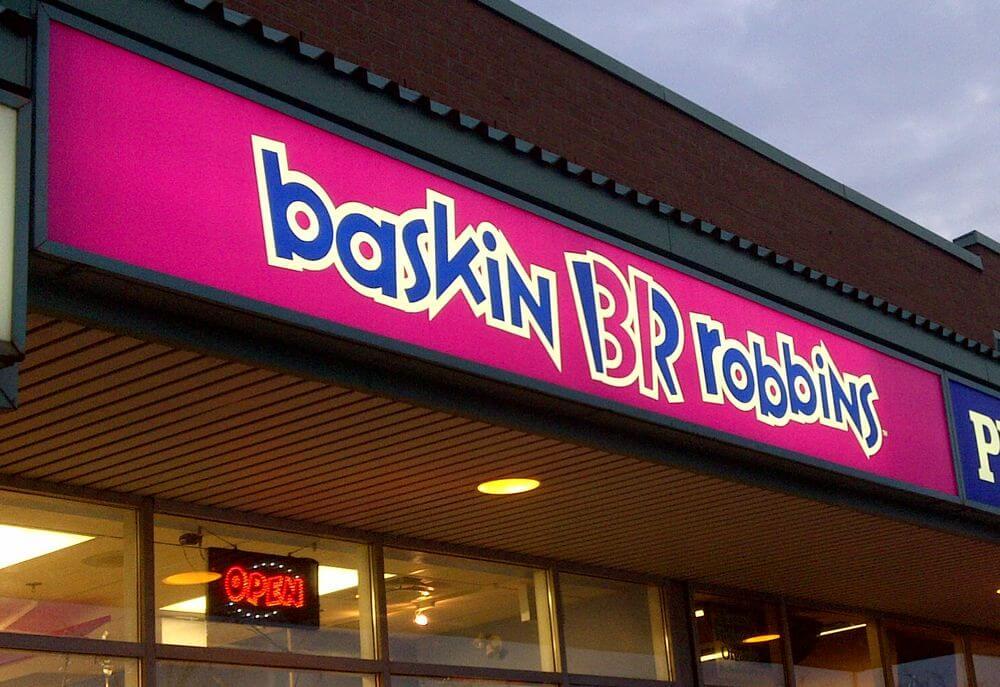 Baskin-Robbins franchise