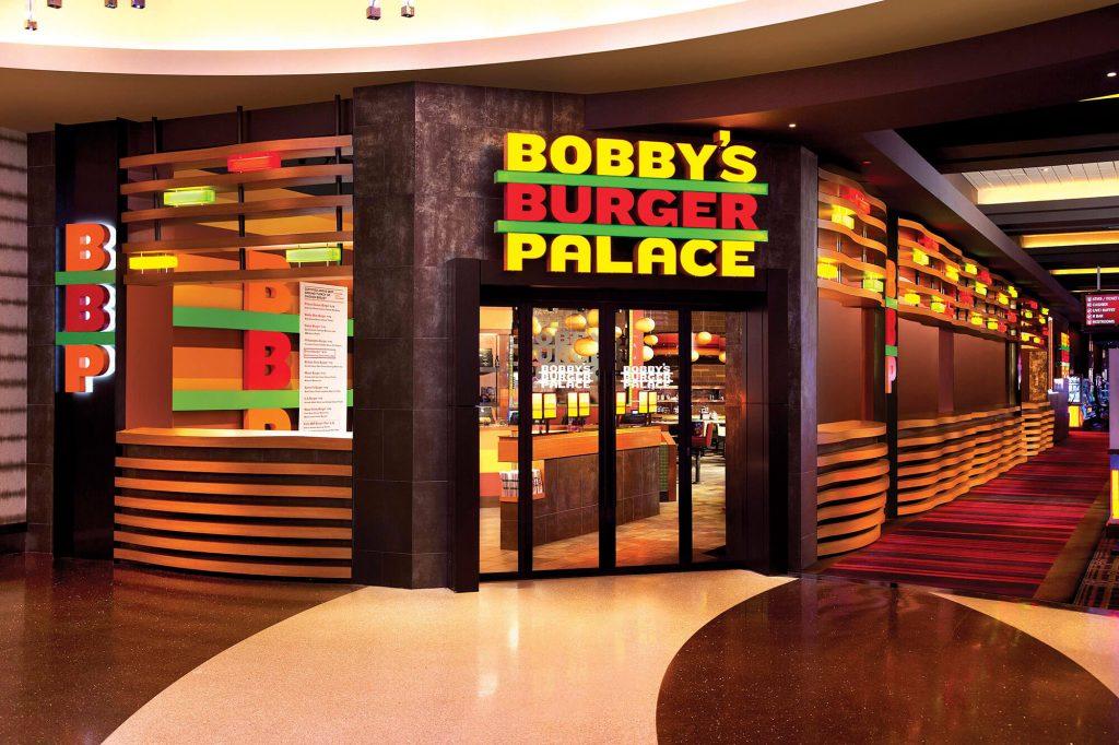 Bobby's Burger Palace Franchise