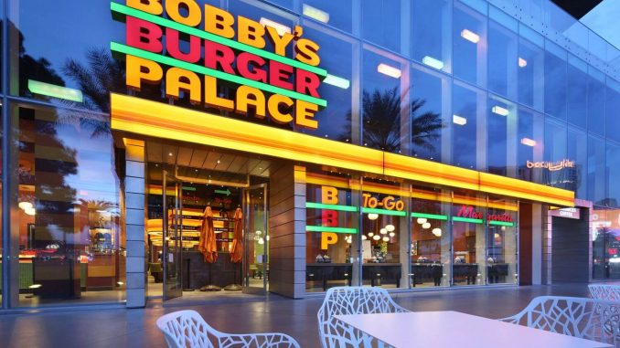 Bobby's Burger Palace restaurant