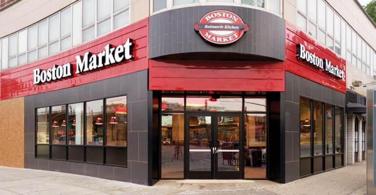 Boston Market franchise
