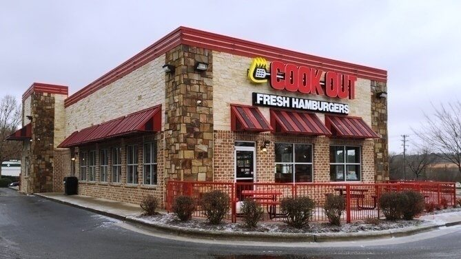 Cook Out Franchise