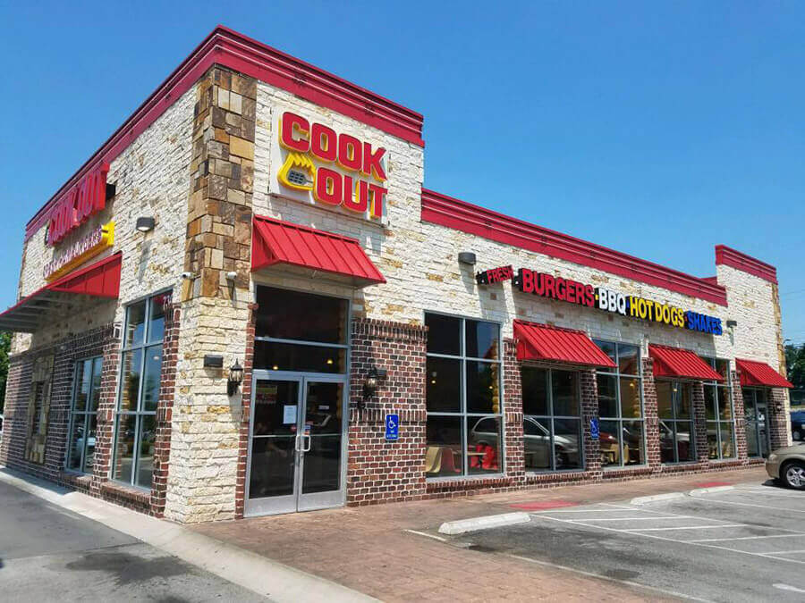 Cook Out Restaurant