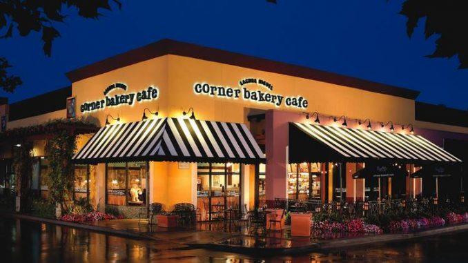 Corner Bakery Cafe restaurant