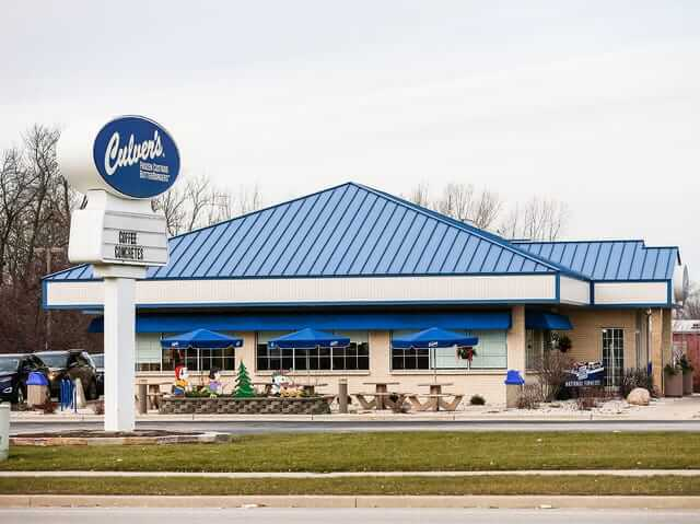 Culver's franchise