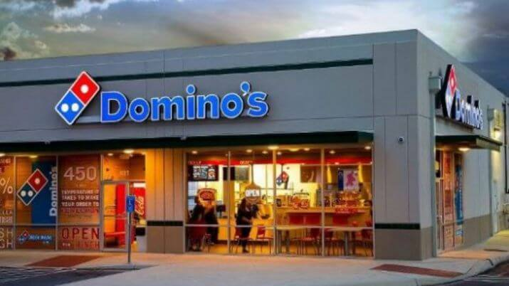 Domino's Pizza Restaurant