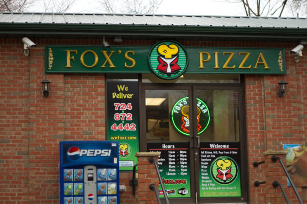Fox's Pizza Den franchise