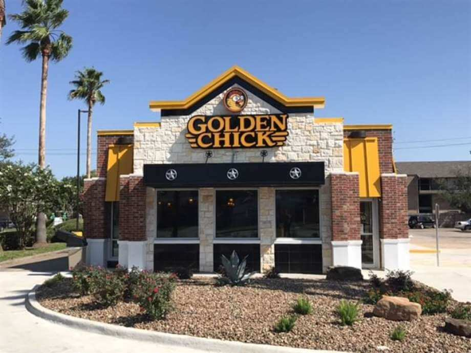 Golden Chick franchise