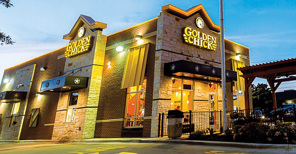 Golden Chick store