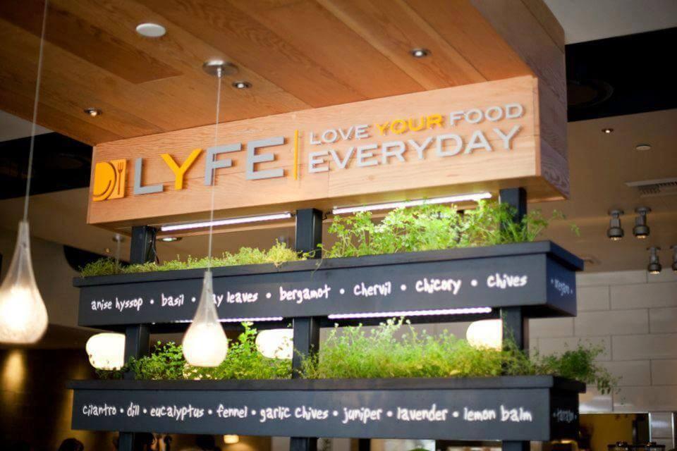 LYFE Kitchen franchise
