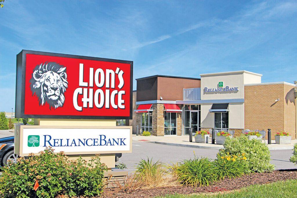 Lion's Choice franchise