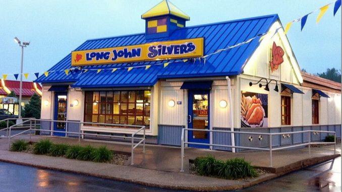 Long John Silver's restaurant