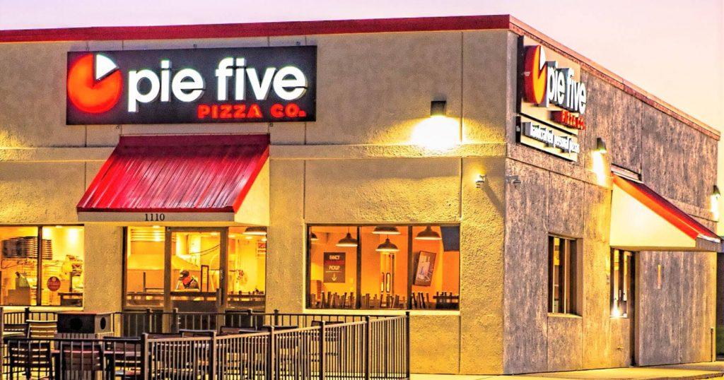 Pie Five store