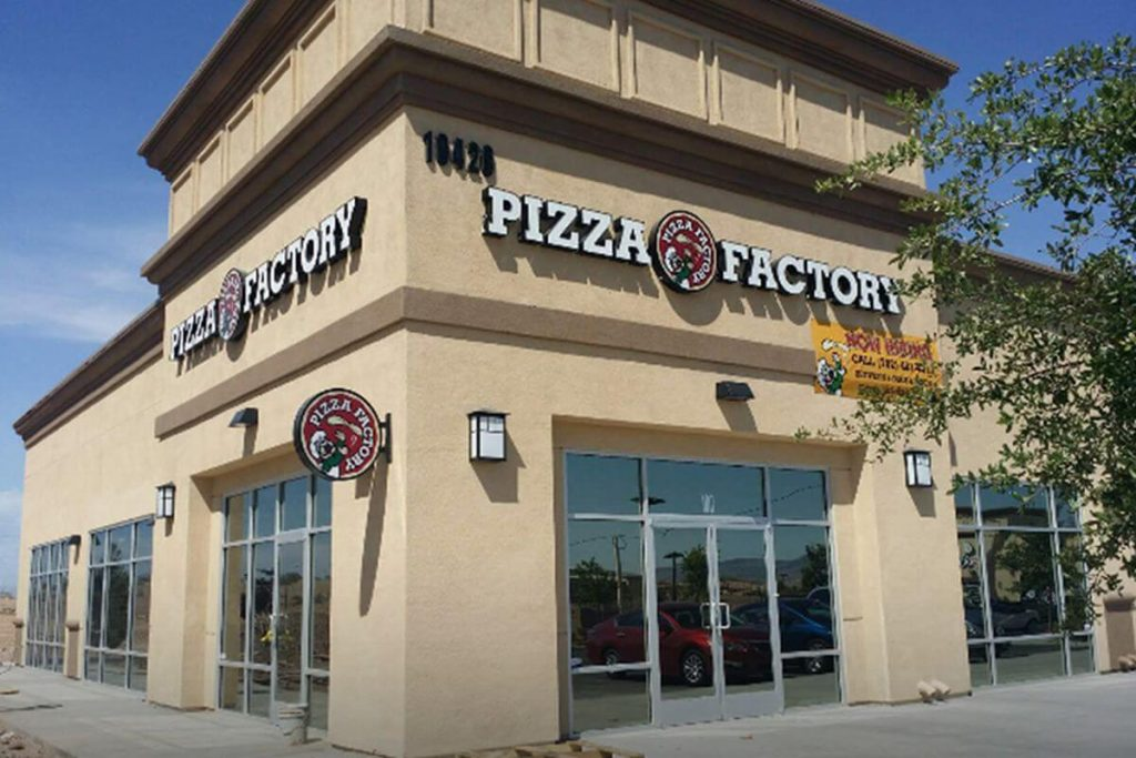 Pizza Factory franchise