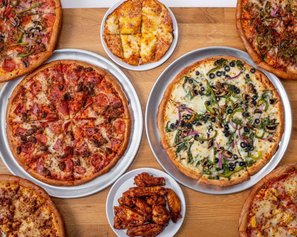 Pizza Patron menu prices