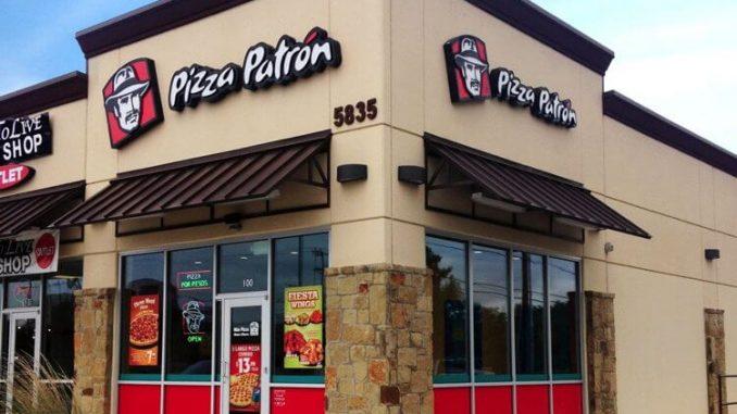 Pizza Patron restaurant