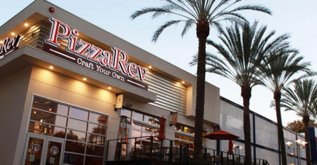 PizzaRev franchise