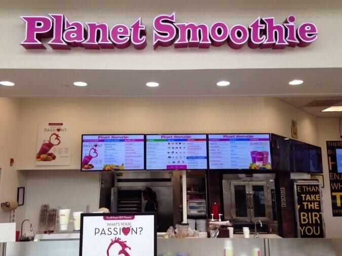 Planet Smoothie Restaurant
