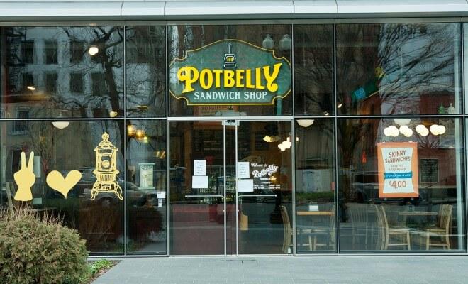 Potbelly franchise