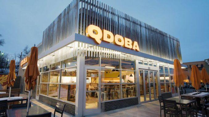 Qdoba restaurant